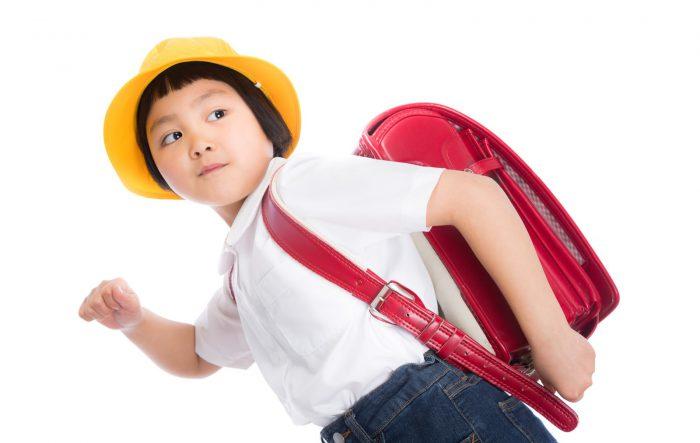 子どもの登下校のイメージ