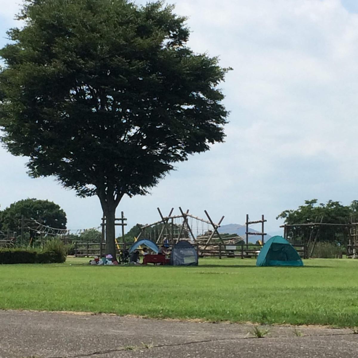 鬼怒グリーンパーク木かげスペース