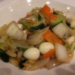 コープデリミールキット「海鮮八宝菜」完成