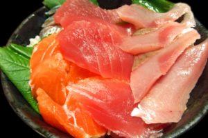 お刺身海鮮丼イメージ